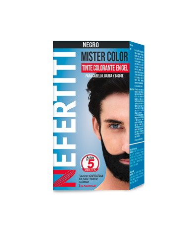 KIT MISTER COLOR TONO NEGRO