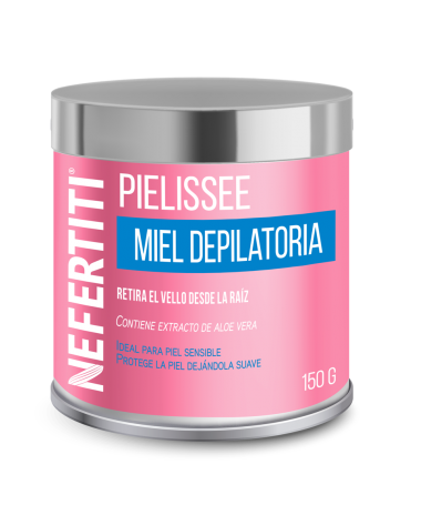 MIEL DEPILATORIA PIELISSEE LATA 150g