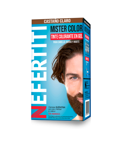 KIT MISTER COLOR TONO CAST. CLARO